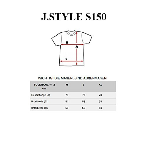BOLF Herren T-Shirt Tee Kurzarm Army Camo Aufdruck Print 3D Slim fit 3C3 Motiv Grau_S150