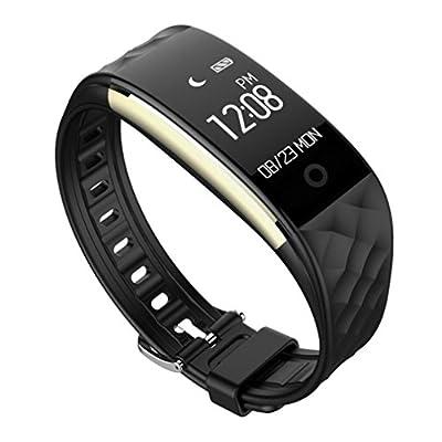 OverDose Bluetooth 4.0 LED wasserdichte intelligente Armbanduhr Armband Sport Uhren