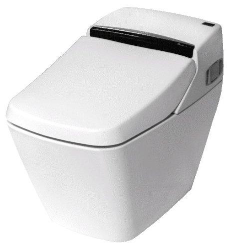 WACOR Dusch WC VOVO PRINCESS Serie PB707S Vollintegrierte Markentoilette + integrierte Spuelung + Fernbedienung