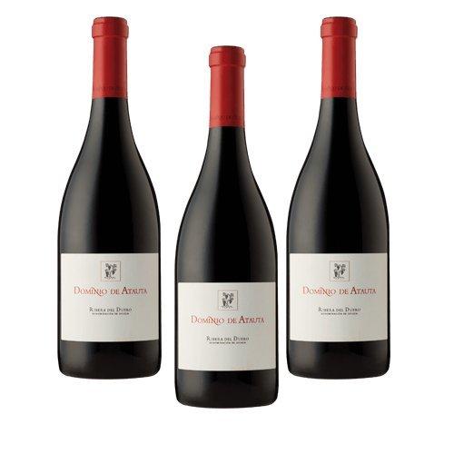 Dominio De Atauta - Vino Tinto - 3 Botellas