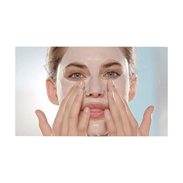 Garnier Skin Active Mascarilla de Tejido HydraBomb, Hidratante y Revitalizante, para Pieles Deshidratadas – 5 unidades