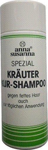 Anna Susanna Special Kräuter Kur-Shampoo gegen fettiges 200ml