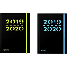 Pure 2019/20 School Diary A5 2 Assorted Colours - Colour Selection Not Possible