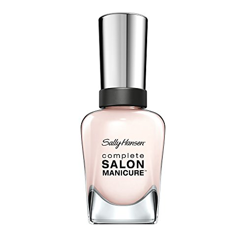 Sally Hansen Complete Salon Manicure Nagellack Nr. 160 Shall We Dance, 1er Pack (1 x 15 ml) - Sally Hansen Unterlack
