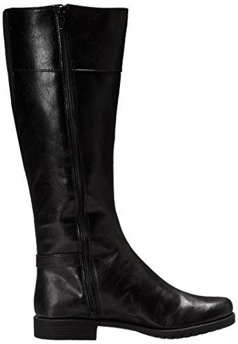 Life Stride Marvelous Wide Calf Damen Breit Mode-Knie hoch Stiefel Blk
