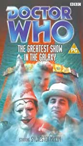 Doctor Who The Greatest Show in the Galaxy [VHS] [1988] [1963]
