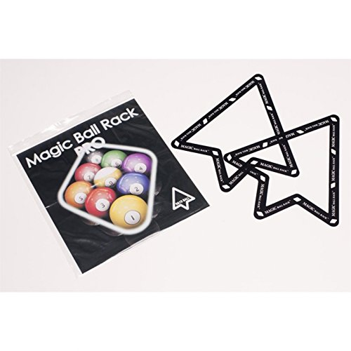 Produktbild Magic Ball Rack Pro 9- & 10-Ball Aufbauschablonenset