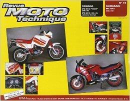 Revue Moto Technique N'73 : Yamaha XTZ 600Z et Kawasaki GPZ 750R de collectif ( 10 juin 1996 )