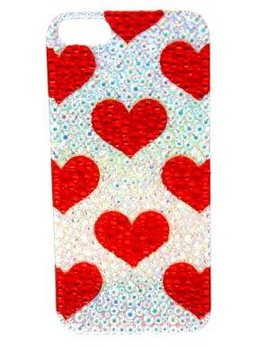 lux-accessori-adesivo-per-iphone-5-5s-con-strass-motivo-cuori-colore-rosso-trasparente
