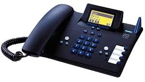 Siemens Gigaset 4135 ISDN mitternachtsblau