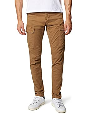 WOTEGA Pantalones Cargo de Los Hombres Daryl