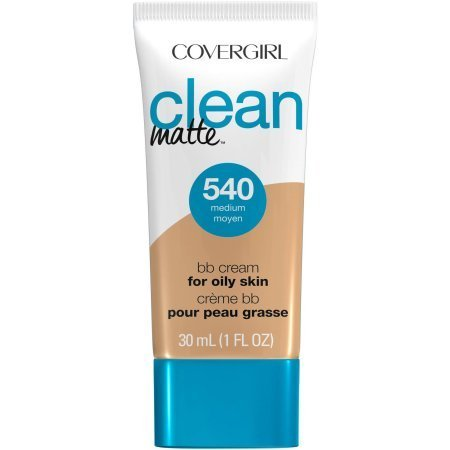 only-1-in-pack-covergirl-clean-matte-bb-cream-for-oily-skin-540-medium-1-fl-oz-by-covergirl