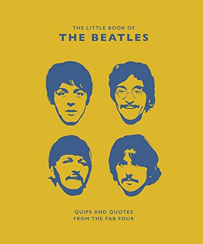 Little Book of Beatles - Pop-kunst-boxer