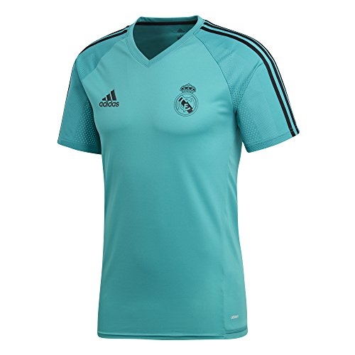 adidas Trg Jsy Camiseta Real Madrid, Hombre, Multicolor (Arraer), M