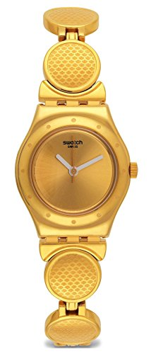 Swatch Reloj de cuarzo Woman Givre 25 mm