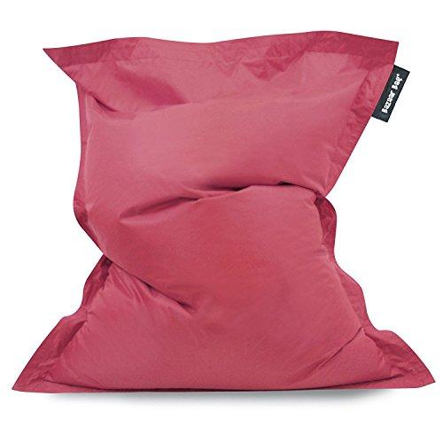 Bean Bag Bazaar Bazaar Bag - Brezo Rosa, 180cm x 140cm, Puf Gigante para Interiores y Exteriores – Puff Enorme, Ideal para Usar en el Hogar y el Jardín