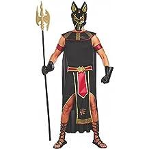 Disfraz Anubis (Tallas M–XXL Egipto Antiguo Dios del Inframundo