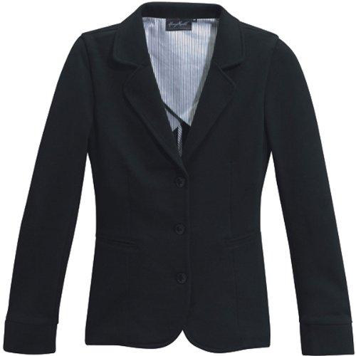 Hakro Women-Sweatblazer Premium # 260 (2XL, schwarz)