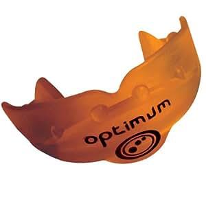 Protège Dents de Rugby Matrix - Orange - taille Adult
