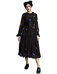 Rheson Women Bomb Vintage Dress