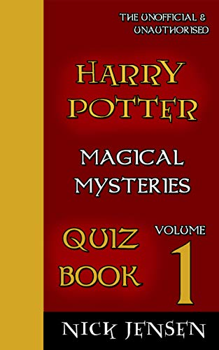 Harry Potter - Magical Mysteries: Volume 1 (English Edition) eBook ...