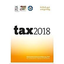 tax 2018 (für Steuerjahr 2017)