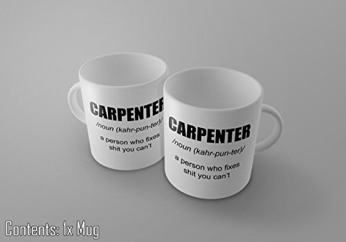 Carpenter - Noun - Funny Job Rol...