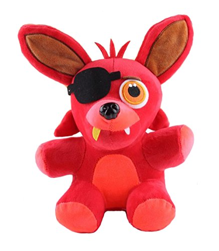 Preisvergleich Produktbild New Arrival Fnaf Foxy Fox Plush Soft Toy Doll For Kids Neue Ankunft Foxy Fox Plüsch Stofftier Puppe Für Kinder