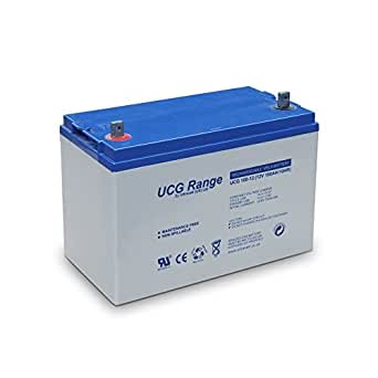 Ultracell - Batterie gel 12V 150Ah