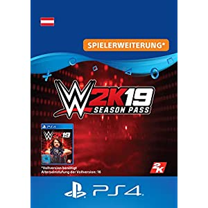 WWE 2K19 Season Pass – Season Pass Edition | PS4 Download Code – österreichisches Konto