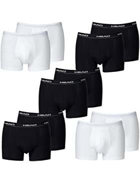 HEAD Men Boxershort 841001001 Basic Boxer 10er Pack