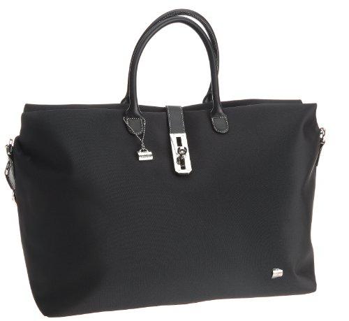 La Bagagerie Sac de voyage Shop Ms, Noir/noir