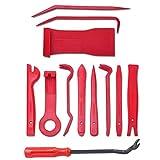 Glätten removal tool kits für auto dash türkontrolle fenster molding reißverschluss clips remover werkzeuge