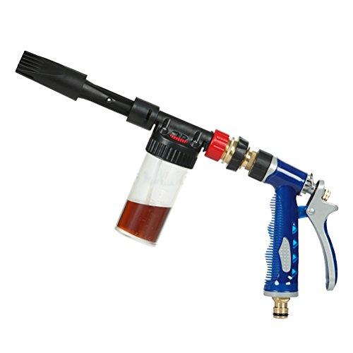 Preisvergleich Produktbild VORCOOL Auto Reinigung Foam Gun Hochdruckpistole Wasser Seife Shampoo Sprayer Waschen Werkzeuge für Van Motorrad Fahrzeug