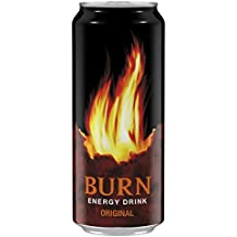 Burn - Original, Bebida energética, 500 ml, Lata