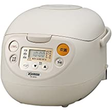 5.5 NS-WB10-CA beige when cooked extremely ZOJIRUSHI microcomputer rice cooker (japan import)