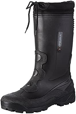 Spiral John 72243, les bottes en caoutchouc, homme, - Noir-TR-J1-30, 36 EU