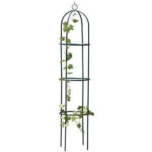 Marko gardening cadre de support pour plantes grimpantes d for Support pour plantes exterieur