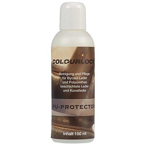 Colourlock pelle/bicast condizionatore, protector & cleaner–2in 1per lucida pu in suite mobili, divani, poltrone, giacche e borse