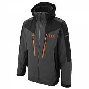 Craghoppers Herren Jacke Bear Grylls Exp Gore Tex Jacket, Black Pepper/Black, L, CMW673 2J7