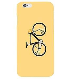 MENTAL MIND DESIGNER HARD SHELL BACK COVER CASE FOR APPLE Iphone 6 PLUS