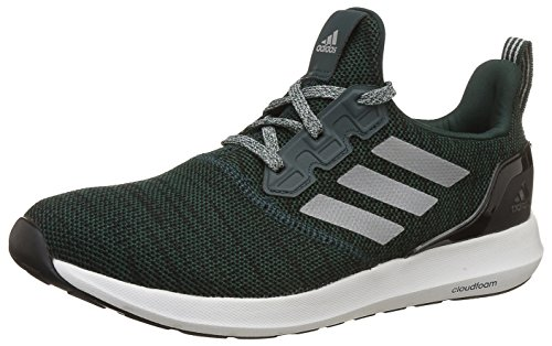 Adidas Men's Zeta 1.0 M Grnnit/Silvmt/Grnnit Running Shoes - 10 UK/India (44.67 EU)