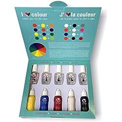 Suncoat Girl Kit creazione di colori di vernice per bambini