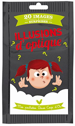 Illusions d'optique: Mes pochettes Deux Coqs d'Or
