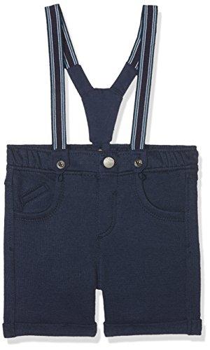 s.Oliver Baby-Jungen Shorts 59.805.75.7486, Blau (Dark Blue 5816), 74