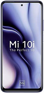 Mi 10i 5G (Atlantic Blue, 6GB RAM, 128GB Storage) - 108MP Quad Camera | Snapdragon 750G Processor