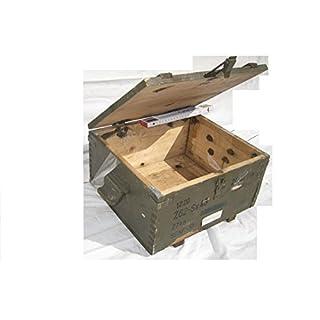 Unbekannt Holzkiste Russland Militärkiste für Handgranaten Shabby Chic Vintage, Kiste, Box, 34 cm
