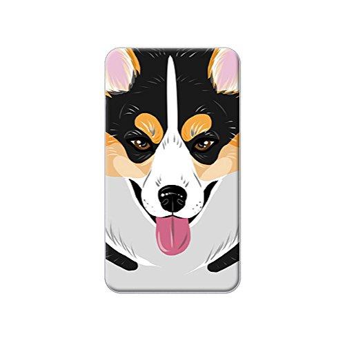 Pembroke Welsh Corgi–Tri Farbe Hund Pet Metall Revers Hat Shirt Handtasche Pin Krawattennadel Pinback (Corgi Pin)