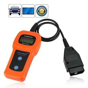 HooToo-U480 OBD2 OBDII CAN-BUS Outil de diagnostic pour voiture,Moteur OBDII lecteur de code