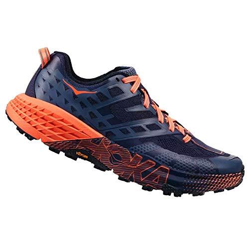 Hoka One - Zapatillas para Correr en Montaña para Mujer Marlin/Blue R